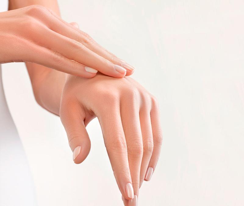 Como prevenir o envelhecimento das mãos?